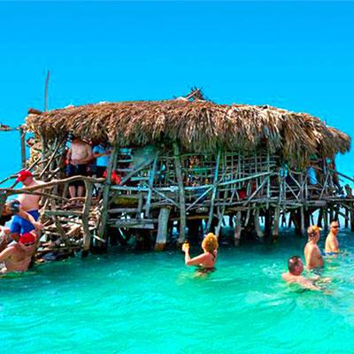 Floyd S Pelican Bar South Coast St Elizabeth Jamaica Tours